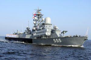 Clip lễ diễu binh uy dũng của Lực lượng Hải quân hơn 300 tuổi của Nga