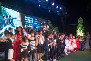Đạo diễn Huy Lio – Gã Khùng hai năm bỏ tiền tỉ làm show thời trang cho trẻ em