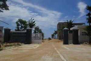 Phú Yên: Công ty Hùng Thi xây dựng Xí nghiệp đóng tàu trên đất rừng phòng hộ ven biển?