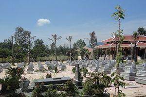 Đà Nẵng: 100% nghĩa trang và mộ liệt sĩ được đầu tư nâng cấp