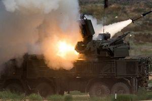 Pantsir-S1 Nga bắn nổ tung UAV tấn công sân bay Hmeymim