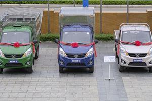 Xuất hiện xe tải nhỏ giá siêu rẻ tại Việt Nam