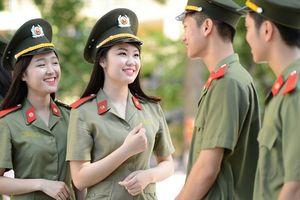 Bộ Công an bác thông tin đã công bố điểm chuẩn các trường Công an nhân dân