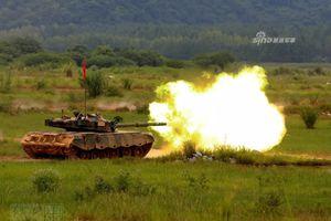Xe tăng Trung Quốc mang đi đua ở Nga có gì đặc biệt?