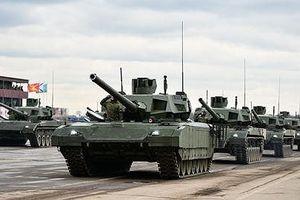 Nga dừng sản xuất T-14 Armata