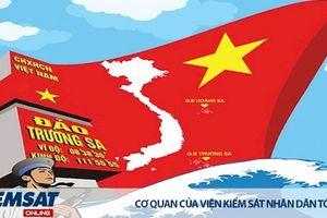 100% học sinh, sinh viên được cung cấp kiến thức về chủ quyền biển, đảo Việt Nam