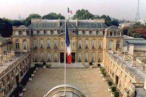 Tài liệu về các tòa nhà trọng yếu ở Paris bị đánh cắp