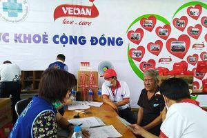 Vedan tổ chức khám chữa bệnh miễn phí cho bà con tỉnh Đồng Nai