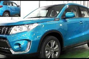 Suzuki hé lộ Vitara Series II 2019