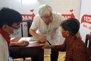Vedan: 7 năm đồng hành cùng bệnh nhân nghèo