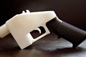 Mỹ 'nóng' với súng in 3D
