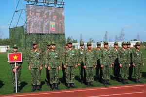 Việt Nam tham dự Hội thao Quân sự Quốc tế 'Army Games 2018' tại Liên bang Nga