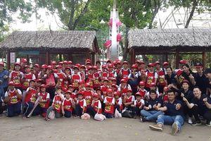 CapitaLand Việt Nam tổ chức buổi dã ngoại cho trẻ đường phố