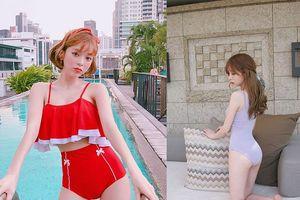 3 người mẫu xinh đẹp xứ kim chi khiến dân mạng chao đảo