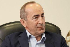 Cựu Tổng thống Armenia Robert Kocharyan bị cáo buộc 'tiếm quyền'