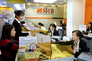 SHB báo lãi nghìn tỷ nửa đầu năm, tổng tài sản vượt 300.000 tỷ