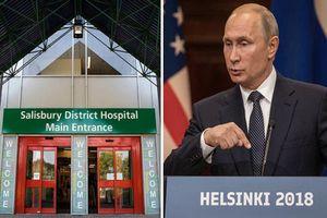 Anh vội vàng hỏa táng nạn nhân chết vì Novichok, Nga bày tỏ 'quan ngại sâu sắc'