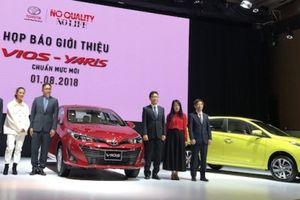 Toyota Việt Nam muốn bán 2.400 xe Vios mỗi tháng