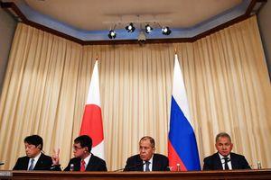 Nga, Nhật thúc đẩy xây dựng lòng tin