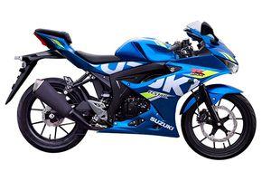 Suzuki GSX-R150: thêm màu mới, thêm cá tính