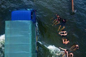 3 người chết đuối trong vùng ngập lụt ở Hà Nội