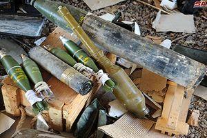 Bất ngờ nguồn gốc kho vũ khí 'khủng' của IS tại Daraa