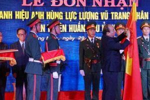 Ban Tuyên huấn Khu ủy Khu 5 tổ chức nhận danh hiệu Anh hùng tại Khách sạn Mường Thanh Grand Quảng Nam