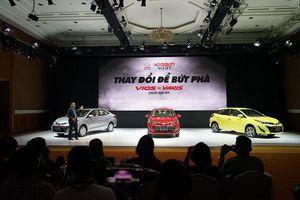 Toyota ra mắt Vios và Yaris 2018