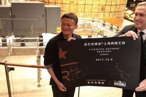 Starbucks hợp tác Alibaba giao cà phê ở Trung Quốc