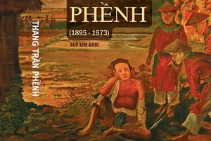 Thang Trần Phềnh và thế giới nghệ thuật bí hiểm đầy thú vị