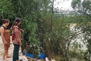Sạt lở đất nghiêm trọng ở Nghệ An: Dân tố do thủy điện xả lũ