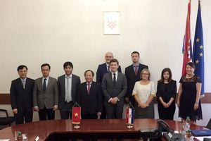 Ký kết Hiệp định tránh đánh thuế hai lần giữa Việt Nam và Croatia