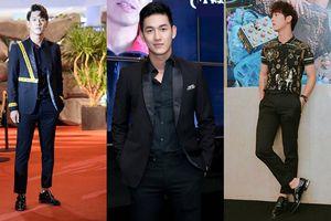 Không chỉ điển trai, nam chính ''Hậu duệ mặt trời'' phiên bản Việt còn có gu thời trang nam tính ''đốn tim'' phái đẹp