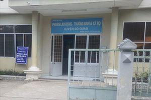 Kiên Giang: Bắt nữ phó phòng và thủ quỹ tham ô tài sản