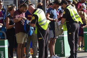 Tây Ban Nha công bố thông tin âm mưu khủng bố sân Camp Nou