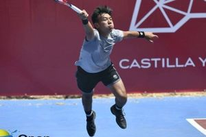 Lý Hoàng Nam không thể tạo bất ngờ trước tay vợt từng thắng Federer