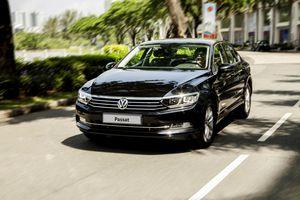 Chi tiết Volkswagen Passat BlueMotion vừa được mở bán tại Việt Nam