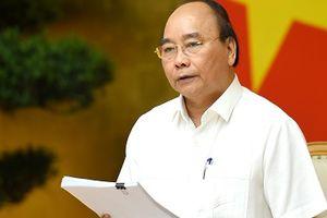 Thủ tướng yêu cầu xây dựng khung chỉ tiêu giám sát, đánh giá tái cơ cấu nền kinh tế