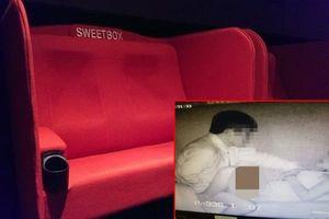 Tạm đình chỉ công việc nhân viên CGV phát tán hình ảnh cặp đôi nam nữ