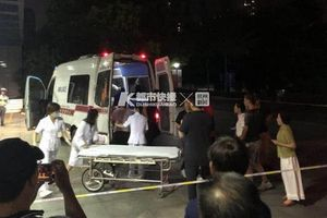 Đoàn phim 'Ác tuần hoàn' lật xe đạo cụ, 14 người bị thương