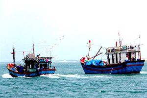 12 lao động bị giam lỏng dưới tàu biển
