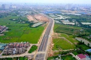 Bộ Tài chính đề nghị Hà Nội rà soát việc đổi đất lấy 5 tuyến đường