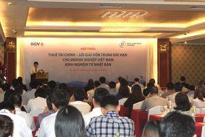 Công ty Cho thuê tài chính TNHH BIDV-SuMi TRUST tổ chức Hội thảo về cho thuê tài chính