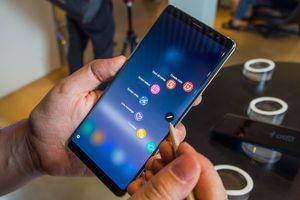 Galaxy Note9 xuất hiện trọn vẹn trong clip rò rỉ