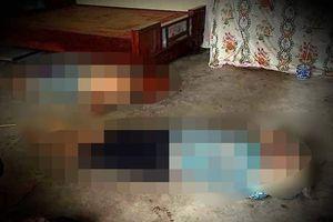 Cặp vợ chồng chết bất thường trong căn nhà khóa trái