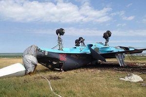 Lại gặp nạn giống các lần trước, điều gì đang xảy ra với phi đội Su-34 của Nga?