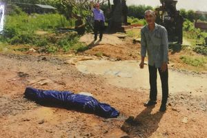 Chồng giết rồi đốt xác vợ vì nhắn tin tình cảm hàng xóm