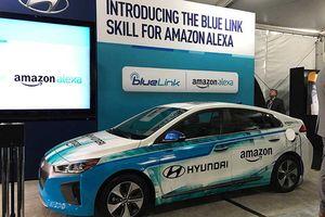 Hyundai mở showroom trực tuyến trên Amazon