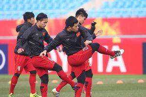 Khai mạc giải bóng đá quốc tế U-23: Ai cũng hứa đá hay, đá đẹp