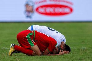 Nhà vô địch châu Á bị Oman chia điểm